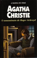 [Capa do livro 'O Assassinato de Roger Ackroyd']