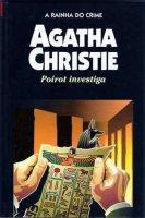 [Capa do livro 'Poirot Investiga']