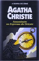 [Capa do livro 'Assassinato no Expresso do Oriente']