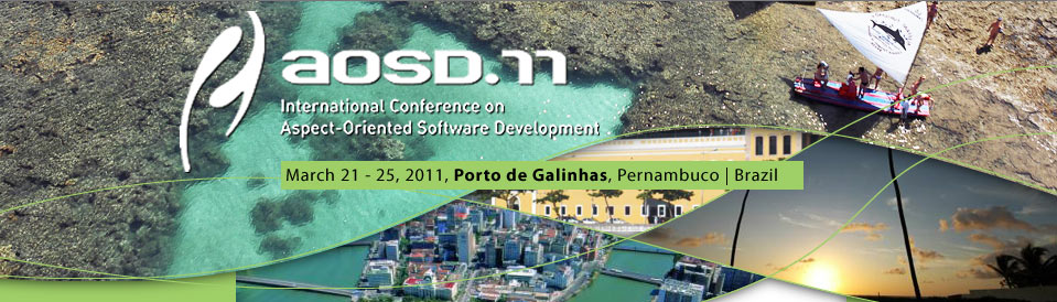 10th Annual Aspect-Oriented Software Development Conference